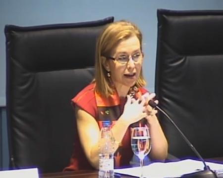 María Encarnación Rivas Díaz, Secretaria xeral de Ordenación de Territorio e Urbanismo